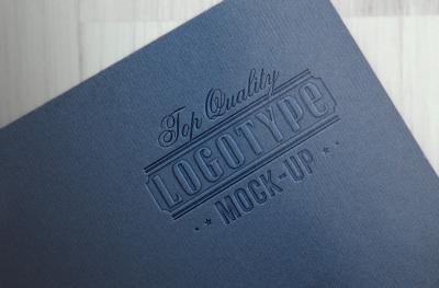 Exclusive Logotype Mock-up