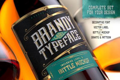 Brandy design set