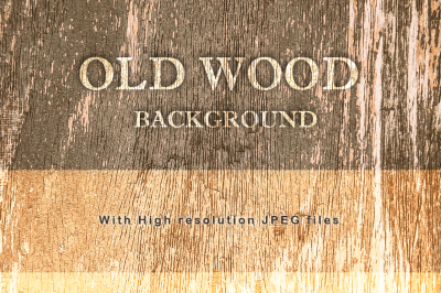 OLD WOOD BACKGROUNDS Vol.1