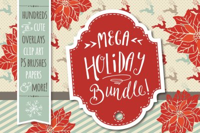 Mega Holiday Bundle! ***15 Sets***
