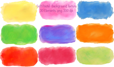Soft Pastel Background Texture