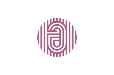 Letter Line Logo