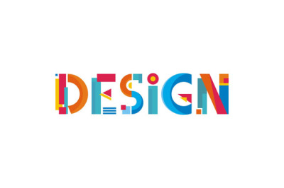 Design Word Abstract Logo Sign