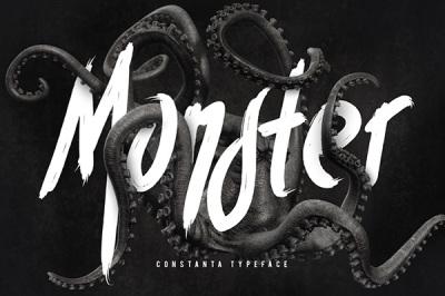 Constanta Typeface