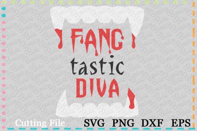 Fangtastic Diva