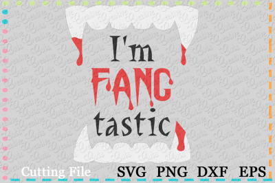 I'm Fang tastic