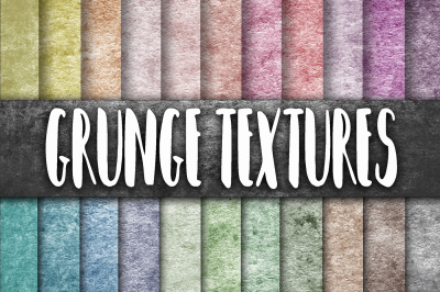 Grunge Textures Digital Papers