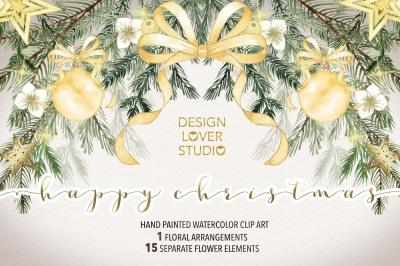 Seamless Vector Floral Pattern Set By Studio Indigo