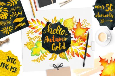 Golden Autumn collection
