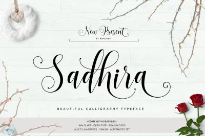 Sadhira Script
