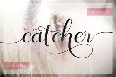The Eye Catcher + Swashes