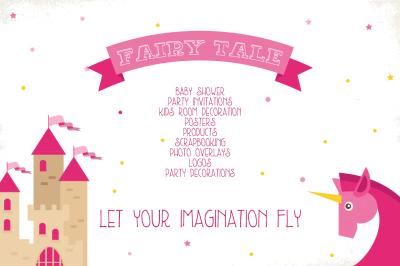 Fairy Tale & Princess icons