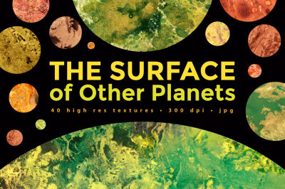 THE SURFACE of Other Planets