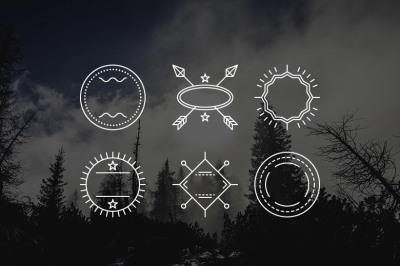 42 Vector Badges & Logo Templates
