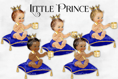 Little Prince Baby Graphic