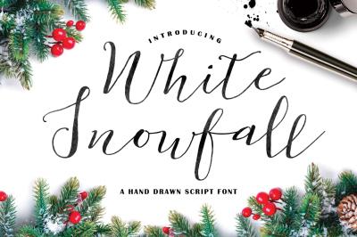 White Snowfall