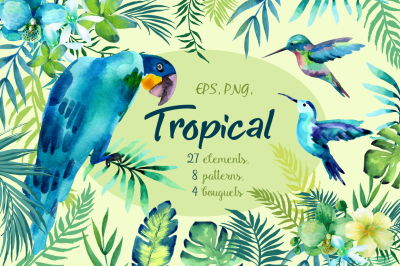 Tropical collection 2