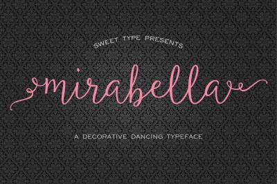 Mirabella Calligraphy Script