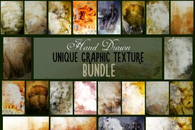 Unique Graphic Texture BUNDLE