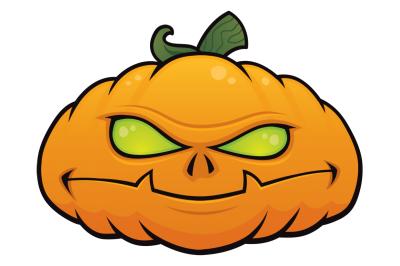 Mean Pumpkin