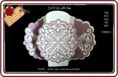924 Pop OUT Card and Topper Multiple MACHINE Formats