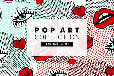 POP ART collection