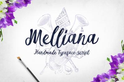 Melliana Script