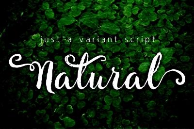 Natural Script
