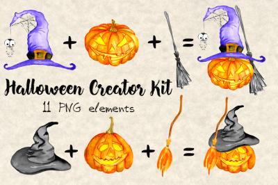Halloween Creation Kit