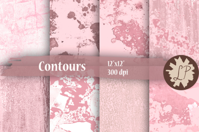 Contours Digital Papers