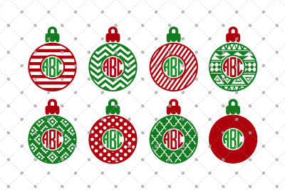 Christmas Ornaments Files