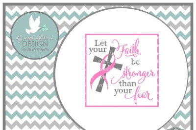42+ Together We Find A Cure Pink Ribbon Breast Cancer Ll166B Svg Dxf Eps Ai Jpg Png Design