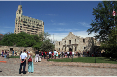 The Alamo - Emily Morgan Hotel