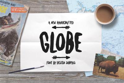 Globe Font