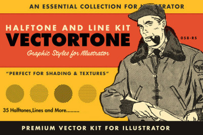 VectorTone - Graphic Styles for Illustrator and More