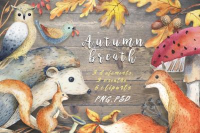Autumn breath