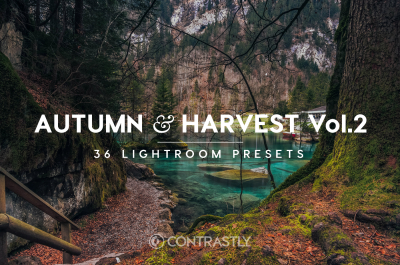 Autumn & Harvest Lightroom Presets Vol.2