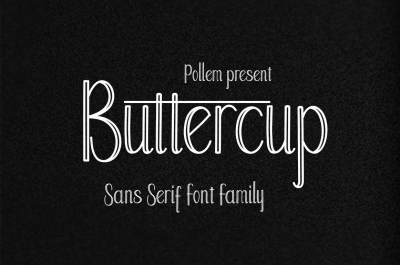 Battercup Font Family