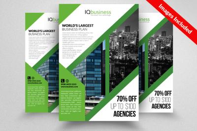 Apartment & Condominium Flyer