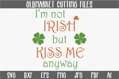 St. Patrick's Day SVG Cut File - SVG - DXF - PNG - JPEG