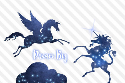 Dream Big Clipart