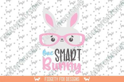 Smart Bunny Svg Dxf Cutting file for cameo and cricut