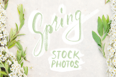 25 spring backgrounds.
