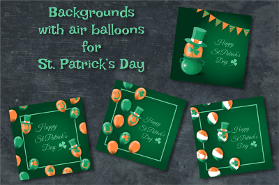 St. Patrick's templates