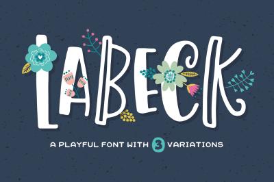 Labeck Font