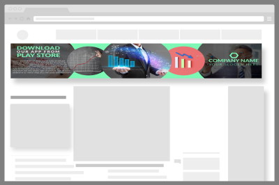 Business Website Banner