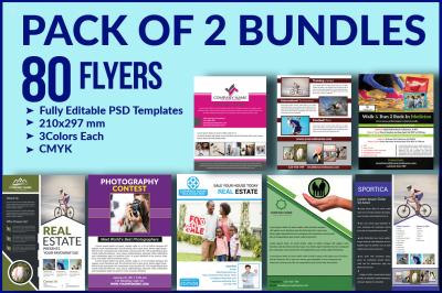 Pack of 2 Bundles