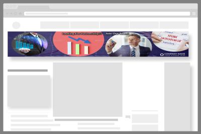 Business Website Banner Template