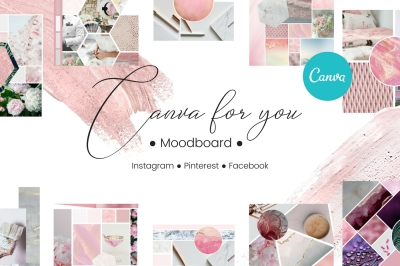 Canva for you - Moodboard