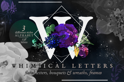 Whimsical Letters
